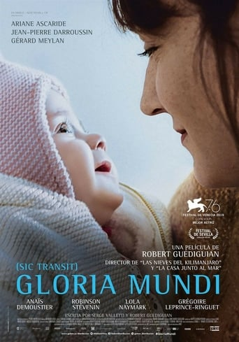 "Poster for the movie ""Gloria Mundi"""