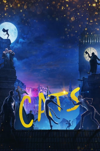 "Poster for the movie ""Cats"""