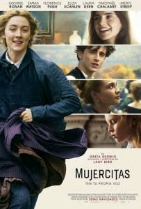 """Poster for the movie """"Mujercitas"""""""