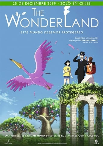 "Poster for the movie ""The Wonderland"""