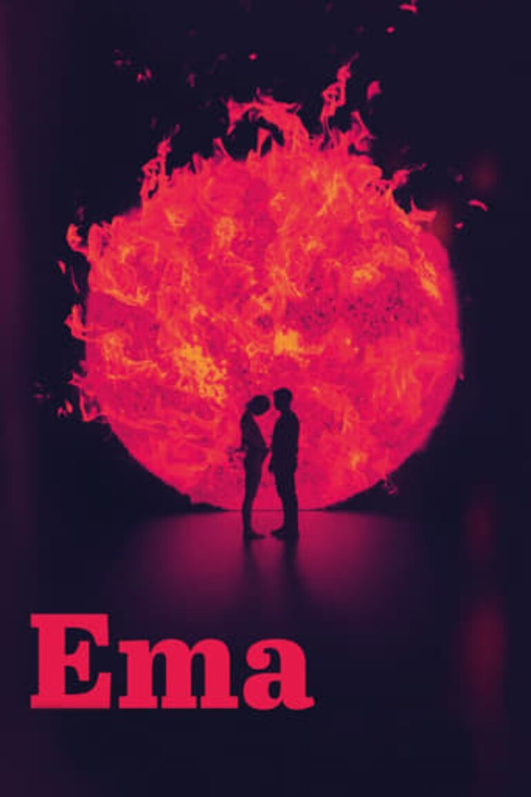 "Poster for the movie ""Ema"""