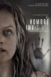 """Poster for the movie """"El hombre invisible"""""""