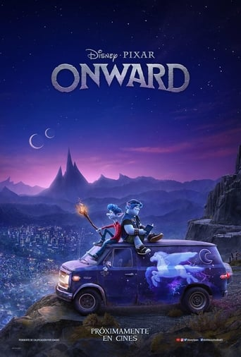 "Poster for the movie ""Onward"""