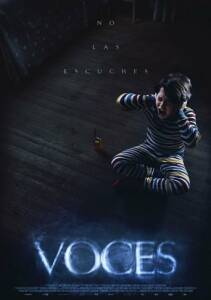 """Poster for the movie """"Voces"""""""