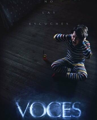"Poster for the movie ""Voces"""