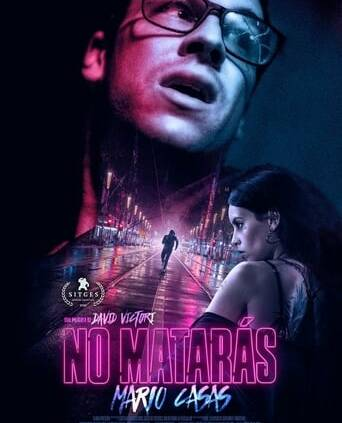 "Poster for the movie ""No matarás"""