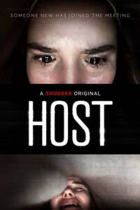 """Poster for the movie """"Host"""""""