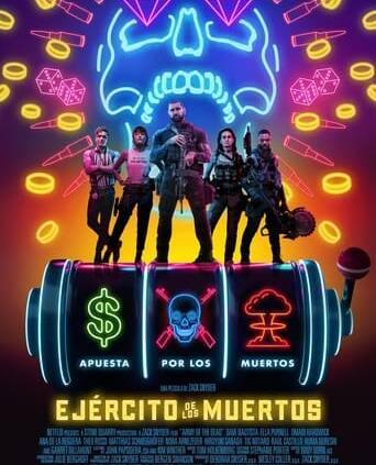"Poster for the movie ""Ejército de los muertos"""