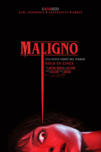 """Poster for the movie """"Maligno"""""""