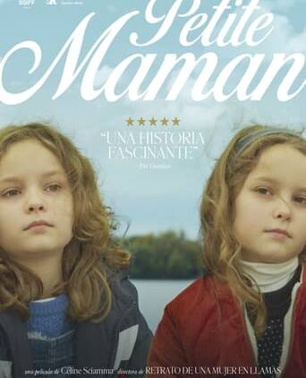 """Poster for the movie """"Petite maman"""""""